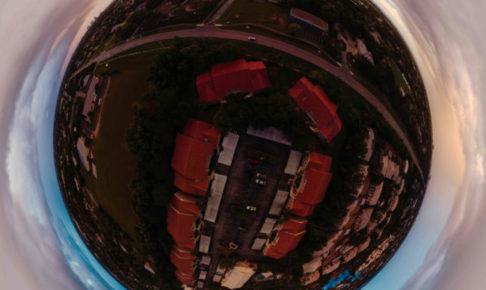 【360度動画】好きなアングルを切り取る 編集テクニック